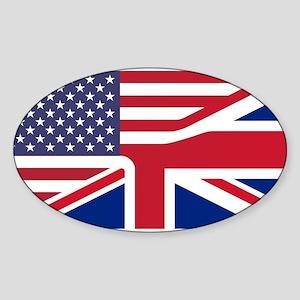 United Jack Sticker