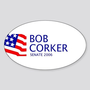 Corker 06 Oval Sticker