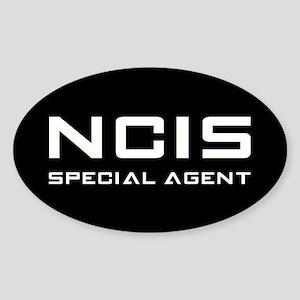 NCIS SPECIAL AGENT Sticker