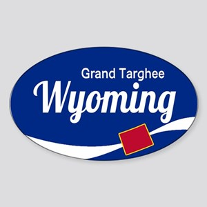 Epic Grand Targhee Ski Resort Wyoming Sticker