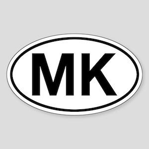 MK Jeep Compass Sticker