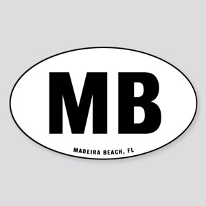 MB Sticker (Oval)