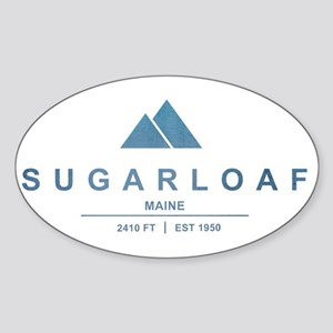 Sugarloaf Ski Resort Maine Sticker
