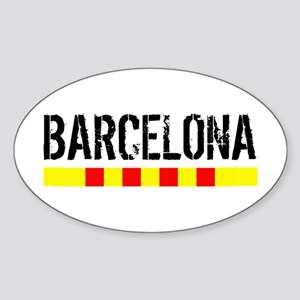 Catalunya: Barcelona Sticker
