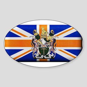 British Rhodesian Flag Sticker