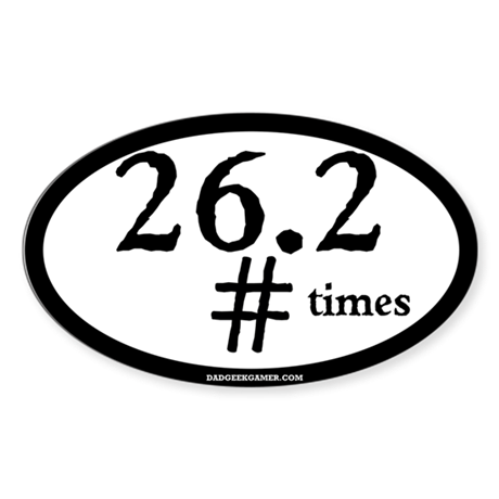 26.2 How many times? - Oval - single digit