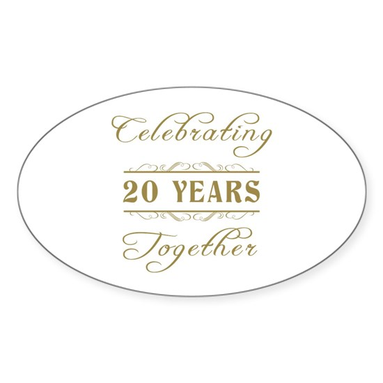 Celebrating 20 Years Together