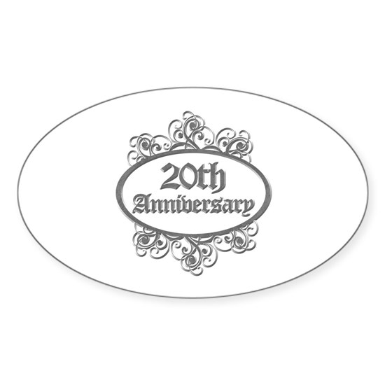 20th Aniversary (Engraved)