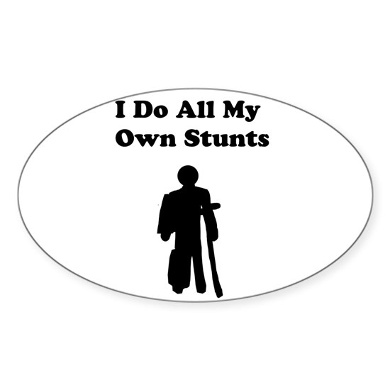 Own stunts black