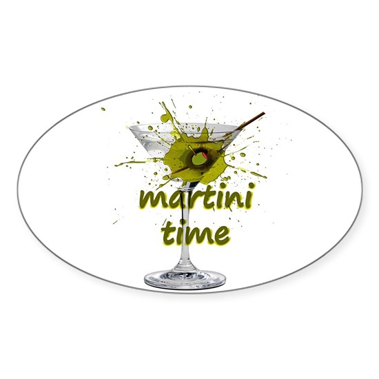 Martini Time Splash