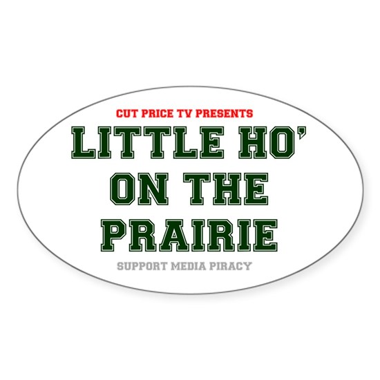 CUT PRICE TV PRESENTS - LITTLE HO ON THE PRAIRIE