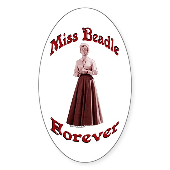 Miss Beadle Forever trans blk