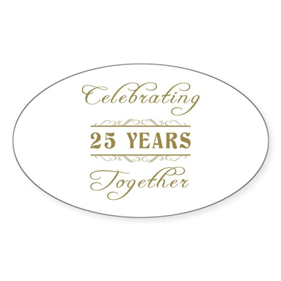 Celebrating 25 Years Together