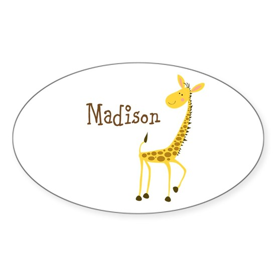 Personalized Giraffe