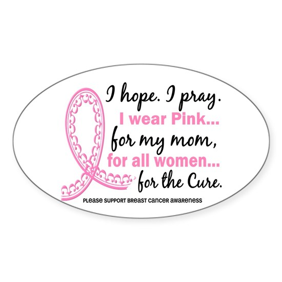 D Hope Pray Breast Cancer