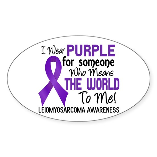 - Leiomyosarcoma Means World To Me 2