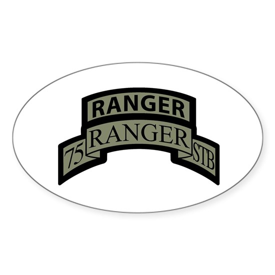 75th Ranger STB Scroll ACU with ACU Ranger