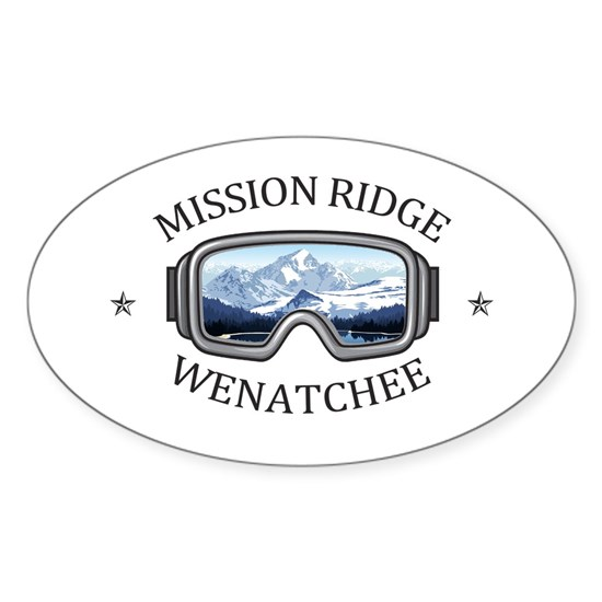 Mission Ridge Ski Area  -  Wenatchee - Washington