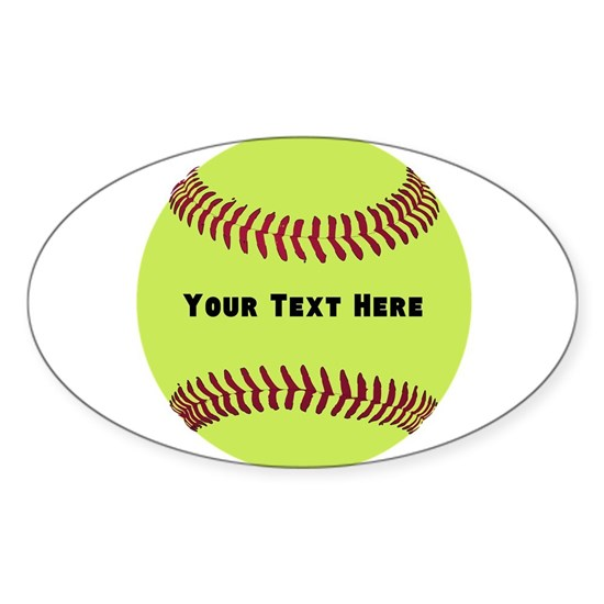 Customize Softball Name
