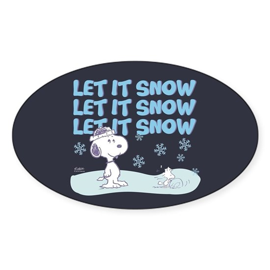 Let It Snow Full Bleed