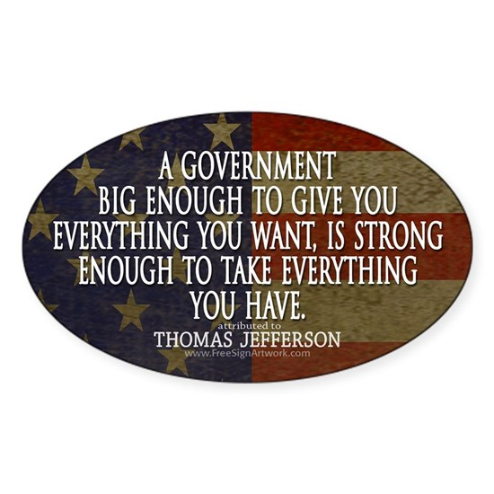 Big Government Quote