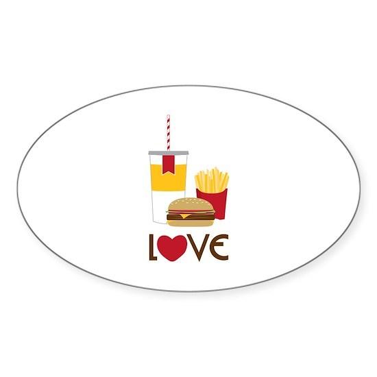 Love Fast Food