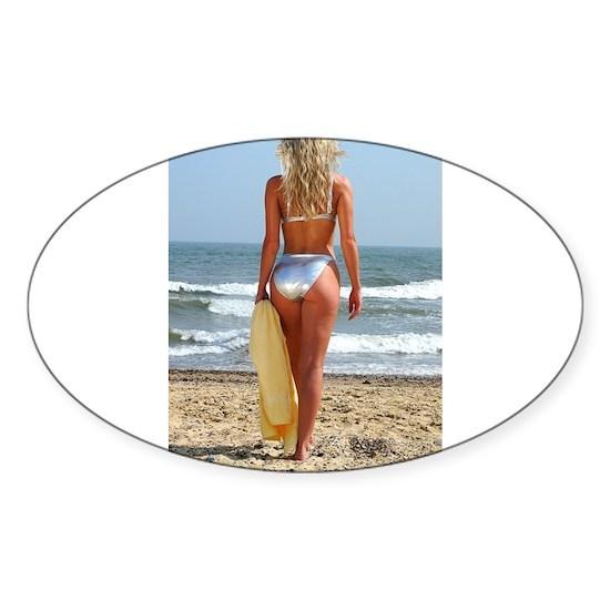 Girl In Bakini