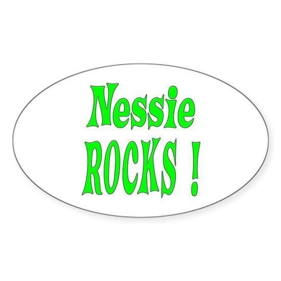 nessie green