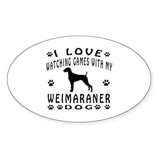 Weimaraner Dog Designs