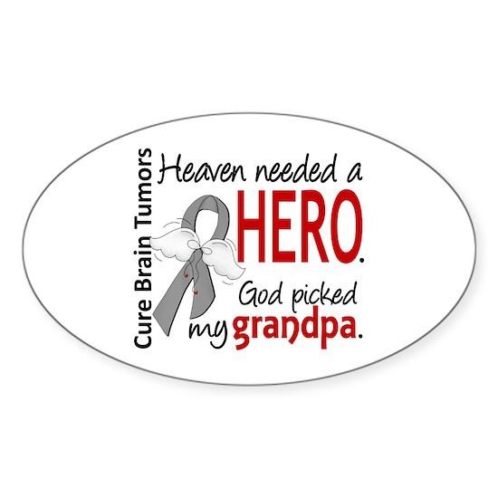 - Brain Tumor Heaven Needed Hero Grandpa