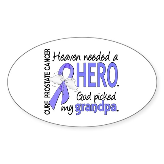 - Prostate Cancer Heaven Needed Hero Grandpa