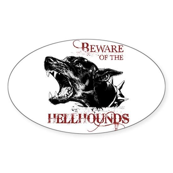 SUPERNATURAL Hellhounds