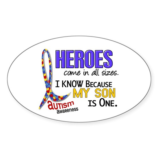 -Heroes All Sizes Son Autism