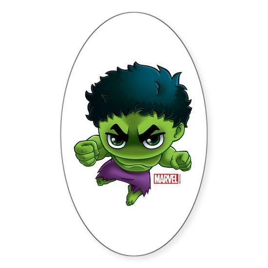 Chibi Hulk