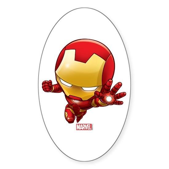 Chibi Iron Man 2