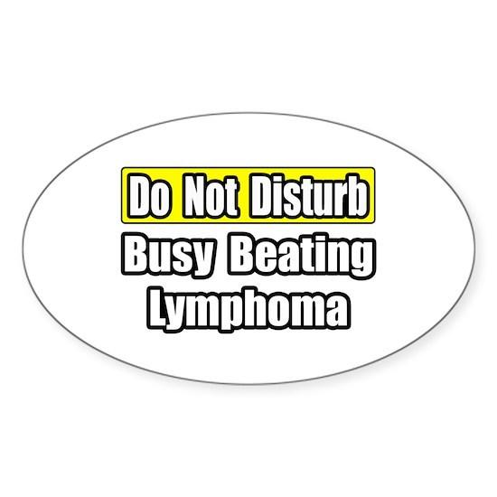 do not disturb lymphoma