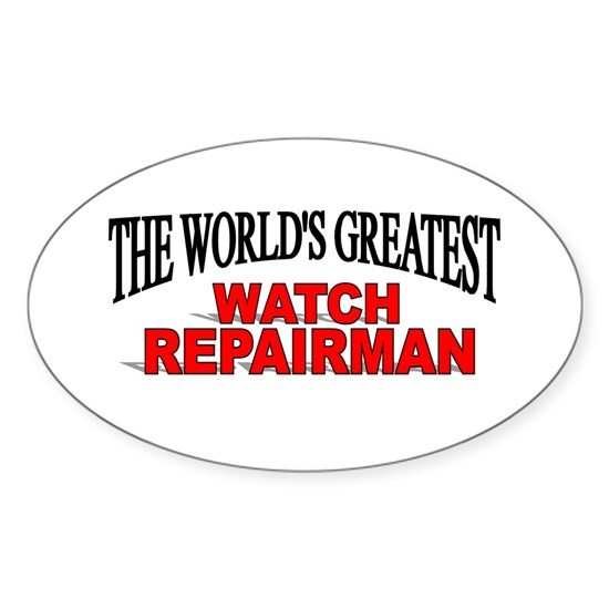 The Worlds Greatest Watch Repairman