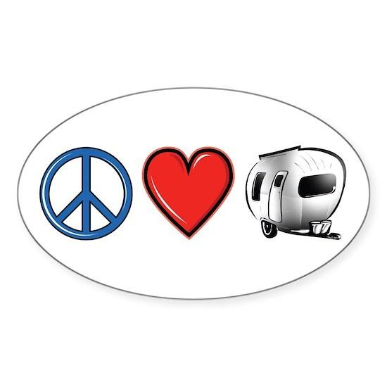 peace love camper
