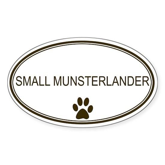 SMALL MUNSTERLANDER