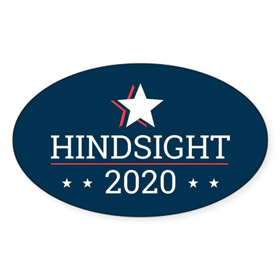 Hindsight 2020 Election Campaign - Rectangle