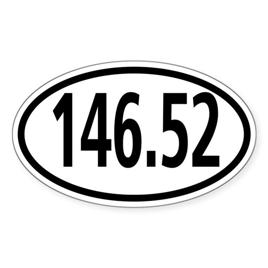 146.52 National Calling frequency 2 meter FM