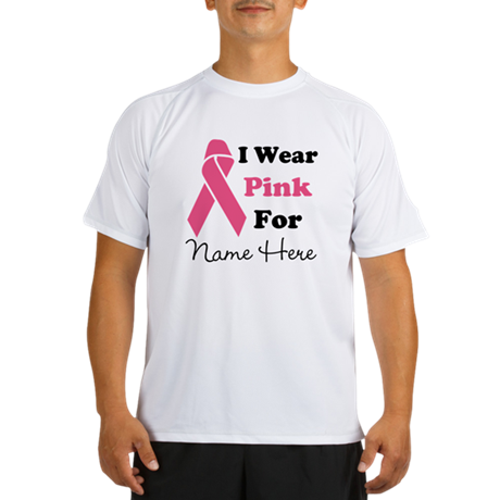 Wear Pink Performance Dry T-Shirt