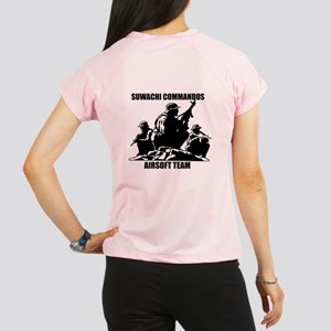 Suwachi Commandos Airsoft Performance Dry T-Shirt