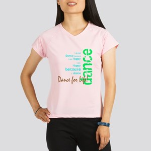 dance for life 1 Peformance Dry T-Shirt