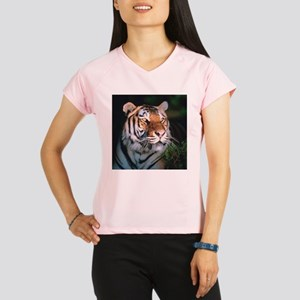 Tiger At Night Performance Dry T-Shirt