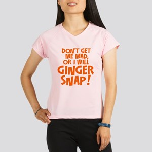 Ginger Snap Performance Dry T-Shirt