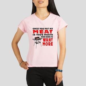 35bf6df7c Funny Bbq Women's Performance Dry T-Shirts - CafePress