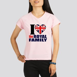ihearttheroyalfamily Performance Dry T-Shirt