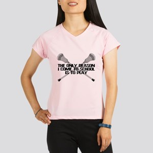 Lacrosse Only Reason Performance Dry T-Shirt