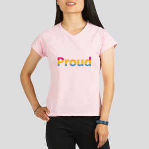 Proud (Pansexual) Performance Dry T-Shirt